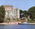 Brownsea Castle ferry arrival