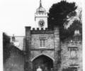 Brownsea Castle clocktower