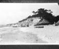 Boats on the beach, Branksome Chine