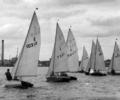 Enterprise dinghy racing