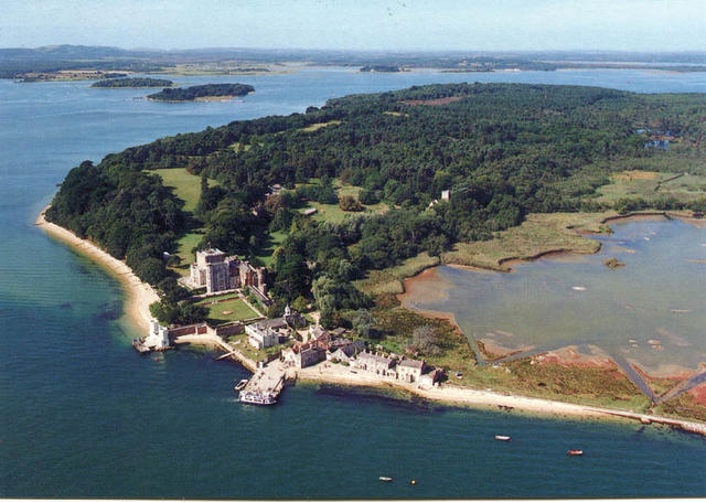 Brownsea Castle from the East.jpg